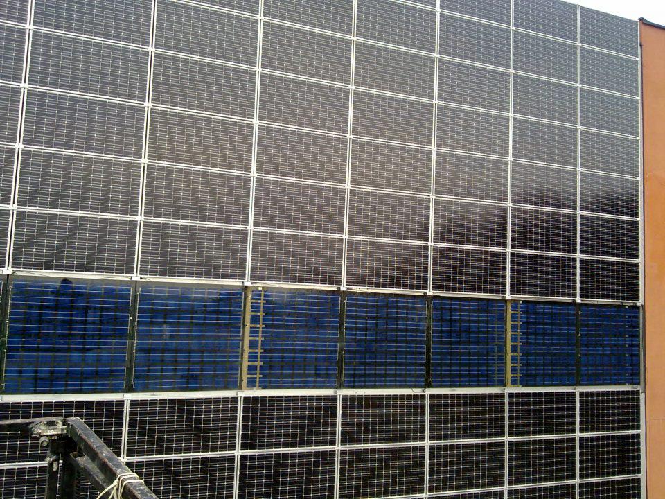 Fotovoltaico Cantina Cucceglio